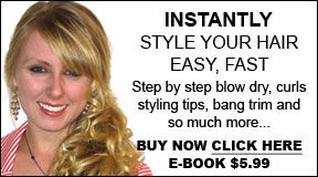 ebook style your hair instantly