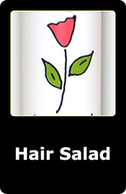 hair salad hair conditioner